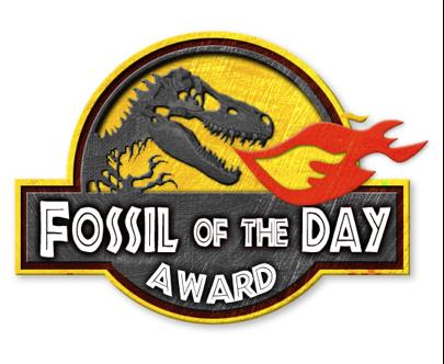 fossilofthedayawardlogo