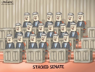 stacked senate